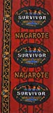 Survivor Buff: Worlds Apart RED Nagarote Tribe Buff as seen on TV show
