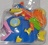 Swiper the Fox Bath Squiter; Friend to Dora the Explorer