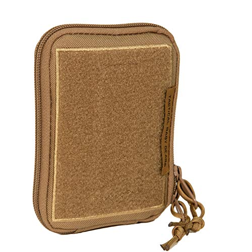 Tactical Baby Gear MOLLE Dump Pouch 2.0 (Coyote Brown) from Tactical Baby Gear