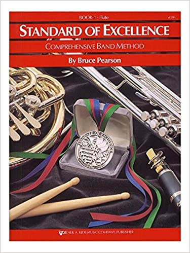 w21tp standard of excellence book 1 trumpet book only