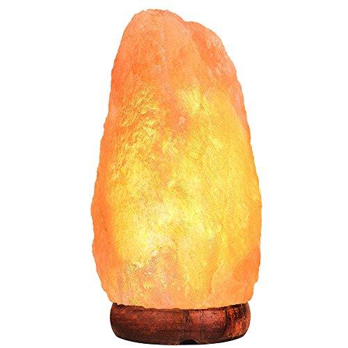 Himalayan Salt Lamp PULNDA Glow Natural Hand Ca...
