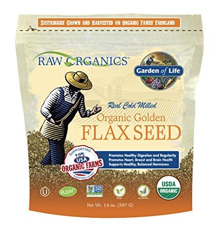 Garden Life Organic Flaxseed Polyphenol