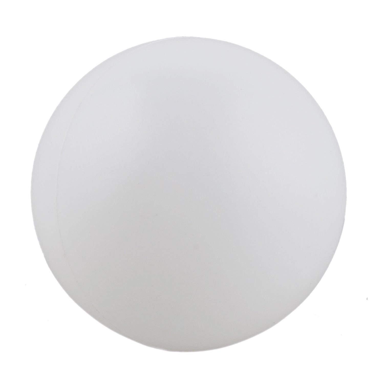di 4/cm Set di 24/palline da ping pong bianche di plastica