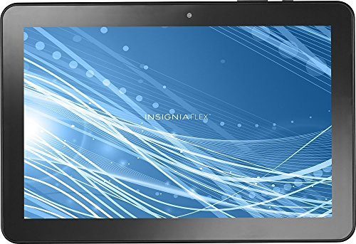 Insignia NS-P10A7100 10.1″ 32GB Tablet – Black – (Certified Refurbished)