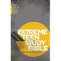 Extreme Teen NKJV: Real Faith for Real Life Paperback