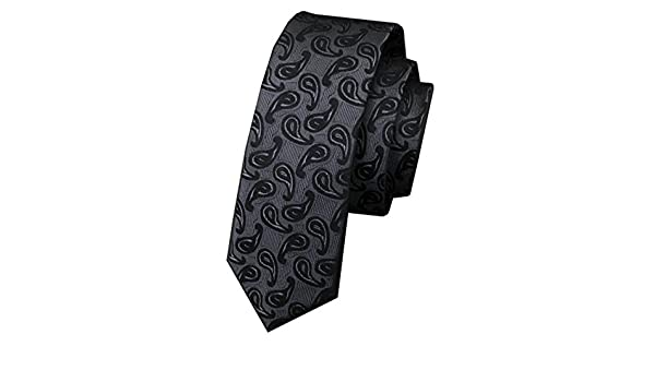 YYB-Tie Corbata Moda Corbata de Seda Corbata de Negocios de los ...