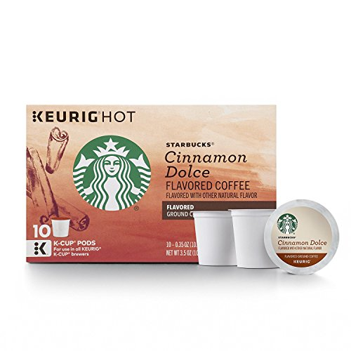 Starbucks Flavored K-Cup Coffee