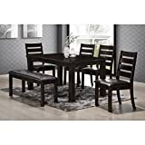 Simmons Upholstery 5010-59 Durango Dining Table