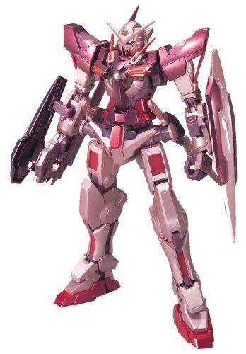 Bandai Hobby  10 Gundam Exia EXF (Trans-Am Mode) 1 100, Bandai Double Zero Action Figure by Bandai Hobby