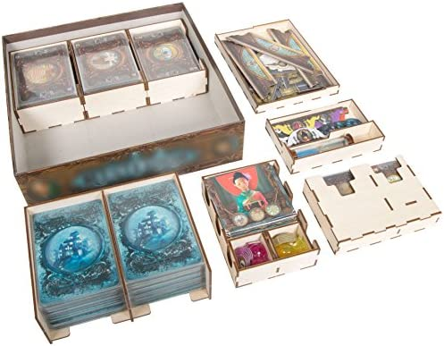 The Broken Token Box Organizer for Mysterium: Amazon.es: Juguetes y juegos