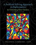 img - for Problem Solving Approach to Mathematics for Elementary School Teachers, 10th edition.[Hardcover,2009] book / textbook / text book