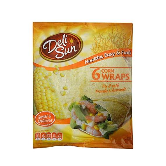 Deli Sun Soft Corn Wraps, 360g