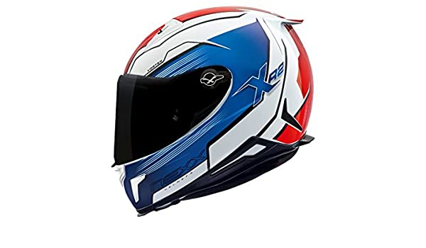 Amazon.com: Nexx XR2 vortex Full Face Helmet (XX-Large, Blue): Automotive