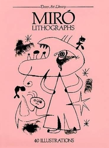 Miró Lithographs (Dover Fine Art, History of Art)