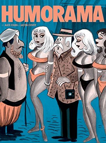 The Pin-Up Art of Humorama