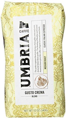 Caffe Umbria Gusto Crema Medium product image