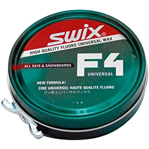 Swix Universal Rub On Fluoro 40ml F4 Paste Wax