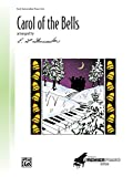 Carol of the Bells: Early Intermediate Piano Solo (Alfred's Premier Piano Solos)