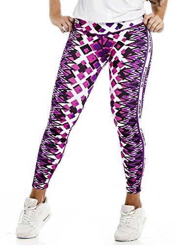 fiber-printed-legging-pink-zic-zac-square-pattern