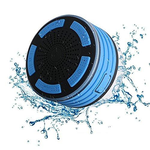 Archeer Waterproof Bluetooth Hands Free Speakerphone