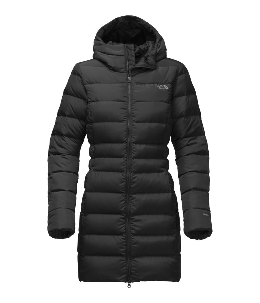 The North Face Women's Gotham Parka II - TNF Black - L