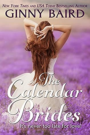 book cover of The Calendar Brides