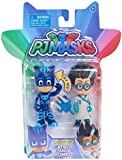 PJ Masks Light Up Figure 2pk - Cat Boy & Romeo