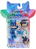 Just Play PJ Masks 2-Pack Light Up Figures Catboy vs. Romeo