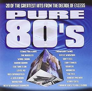 Various Artists - Pure 80's - Amazon.com Music