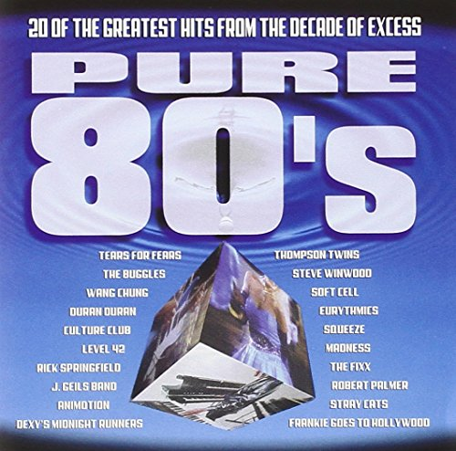 80's Cd (Pure 80's)