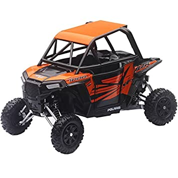 New Ray 57823 Polaris RZR XP1000 EPS Madness - Silla de Paseo (Modelo Duna), Color Naranja: Amazon.es: Juguetes y juegos