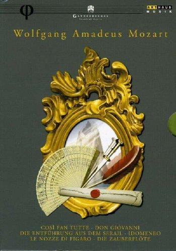 Mozart Opera Glyndebourne Collection: Cosi fan Tutte, Don Giovanni, Le Nozze di Figaro, Die Entfuhhrung aus dem Serail, Idomeneo, Die Zauberflote (6 DVDs)]()