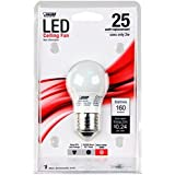 Feit Electric BPA15/LED/RP Accent LED A15 Bulb, Frost