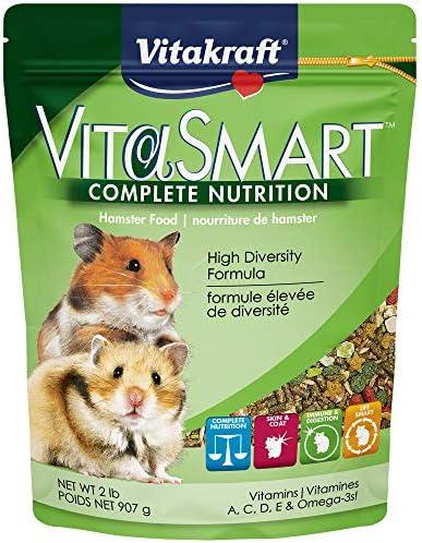 Vitakraft Menu Vitamin Fortified Hamster Food
