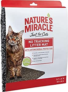 Nature S Miracle Just For Cats No More Tracking Litter Mat