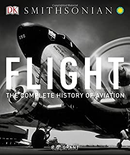 Book Cover: Flight: The Complete History of Aviation