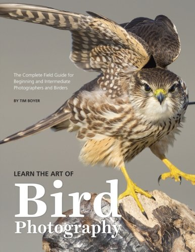 Learn the Art of Bird Photography is a comprehensive field guide to bird photography – so you can create beautiful bird images. Bird photography can be difficult, but with this book, you will learn how to make it easier, and you'll learn how to be mo...