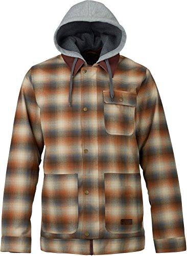 Burton Snow Gear - Burton Men's Dunmore Jacket, Shep Plaid, Large
