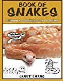 snake coloring book - Book of Snakes: Children's Coloring Book of Snakes