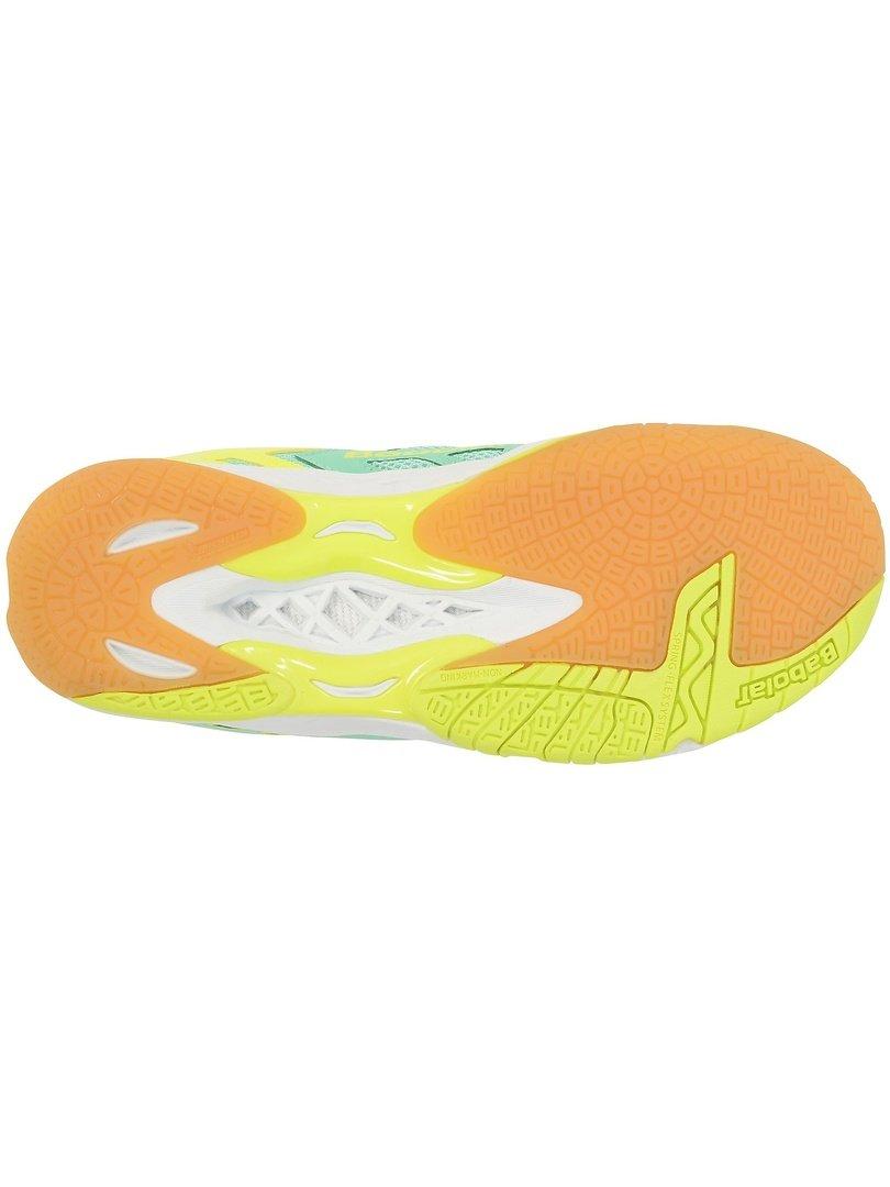 Babolat Damen Shadow Team Badminton Schuhe (Blaugrüngelb) 5