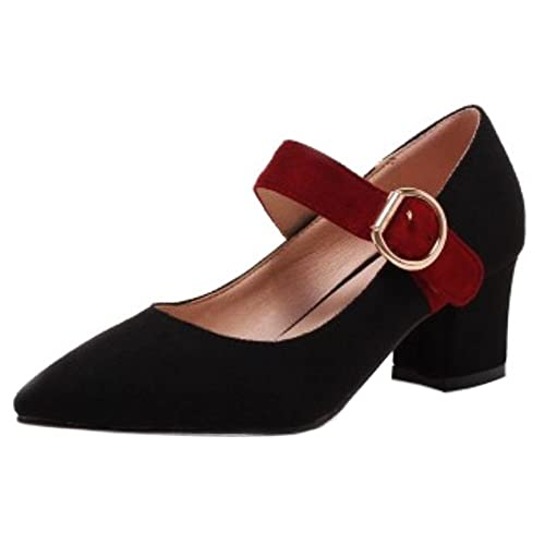Zanpa Women Classic Shoes Mid Heels