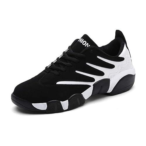 Hombres Al Aire Libre Actividades De Encaje-Up Zapatillas para Hombres Zapatillas CóModas Calzado para Caminar: Amazon.es: Zapatos y complementos