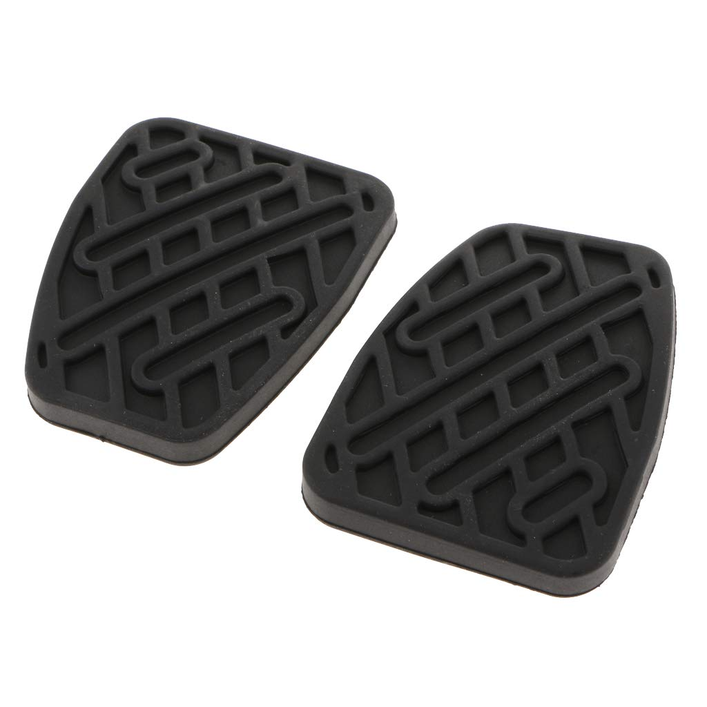 F Fityle OEM NEW Brake or Clutch Pedal Pad Replacement for NISSAN QASHQAI 46531JD00A