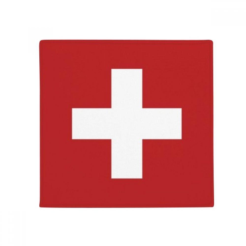 60X60cm DIYthinker Switzerland National Flag Europe Country Anti-Slip Floor Pet Mat Square Bathroom Living Room Kitchen Door 60 50Cm Gift