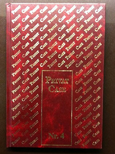Catalogue Models: Privat Case No. 4 (Model Vol. 3) (Numbered Limited Edition)