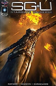 Stargate Universe #1 by [Haynes, Mark, Vaughn, J.C.]
