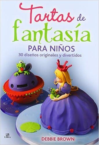 TARTAS DE FANTASIA PARA NINOS