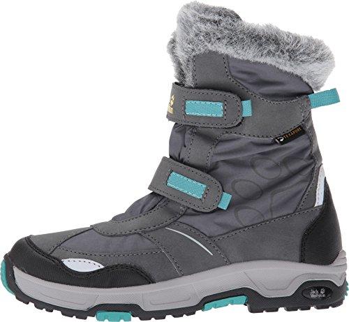 Jack Wolfskin GIRLS SNOW FLAKE TEXAPORE Winterstiefel Stiefel