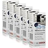 5x Bosch VeroSeries TCZ8002 Entkalkungstabletten 2in1 für Kaffeevollautomaten