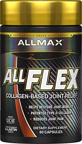 ALLMAX Nutrition AllFlex Collagen-Based Joint Relief, 60 Capsules ()